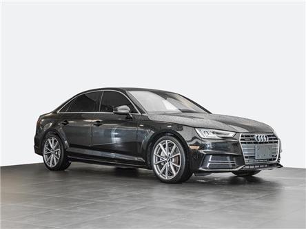 2018 Audi A4 2.0T Progressiv (Stk: 94077A) in Nepean - Image 1 of 21