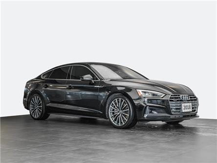 2018 Audi A5 2.0T Technik (Stk: PM992) in Nepean - Image 1 of 21