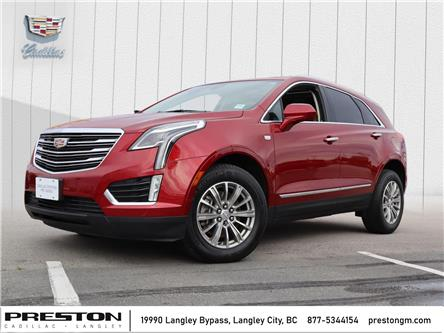 2019 Cadillac XT5 Luxury (Stk: X33951) in Langley City - Image 1 of 30