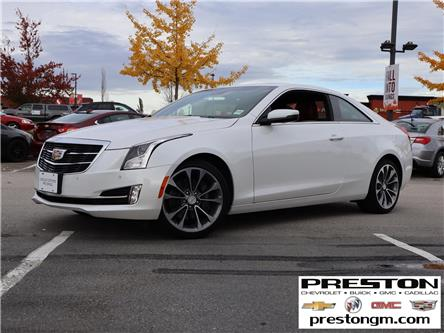 2015 Cadillac ATS 2.0L Turbo Luxury (Stk: X34121) in Langley City - Image 1 of 28