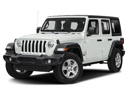 2021 Jeep Wrangler Unlimited Sport (Stk: 21594) in Mississauga - Image 1 of 9