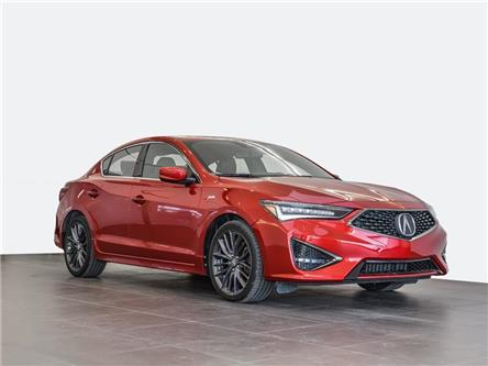 2019 Acura ILX Premium A-Spec (Stk: P1230) in Ottawa - Image 1 of 21