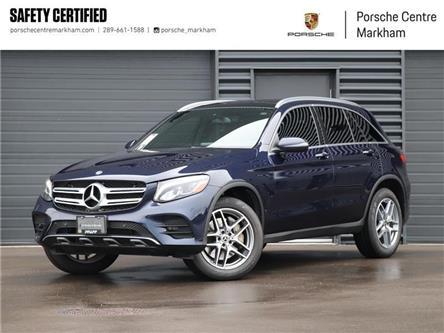 2018 Mercedes-Benz GLC 300 Base (Stk: PU0199) in Markham - Image 1 of 24
