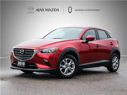 2019 Mazda CX-3 GS (Stk: P5969) in Ajax - Image 1 of 25