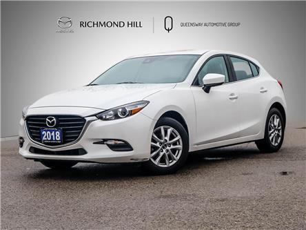 2018 Mazda Mazda3 Sport 50th Anniversary Edition (Stk: P0720) in Richmond Hill - Image 1 of 25