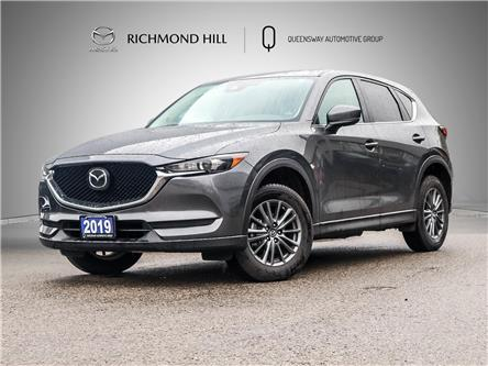 2019 Mazda CX-5 GS (Stk: 21-674DTA) in Richmond Hill - Image 1 of 26