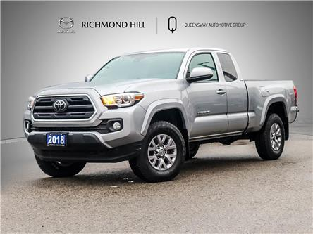 2018 Toyota Tacoma SR5 (Stk: P0717) in Richmond Hill - Image 1 of 25