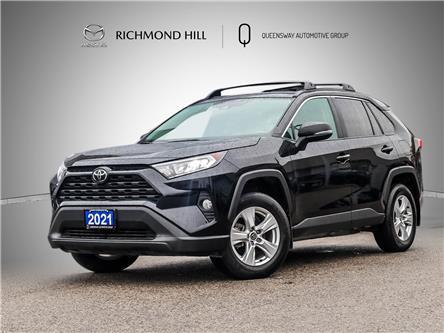 2021 Toyota RAV4 XLE (Stk: P0719) in Richmond Hill - Image 1 of 28