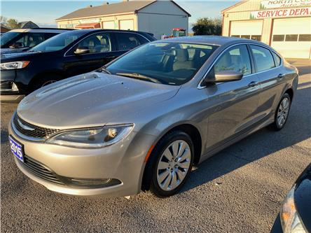 2015 Chrysler 200 LX (Stk: NC 4157) in Cameron - Image 1 of 6