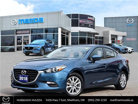 2018 Mazda Mazda3  (Stk: P2110) in Markham - Image 1 of 28