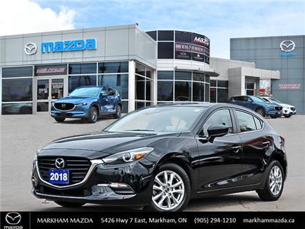 2018 Mazda Mazda3 Sport  (Stk: P2111) in Markham - Image 1 of 27