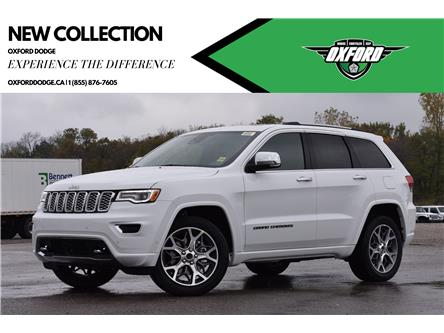 2021 Jeep Grand Cherokee Overland (Stk: 21850) in London - Image 1 of 22