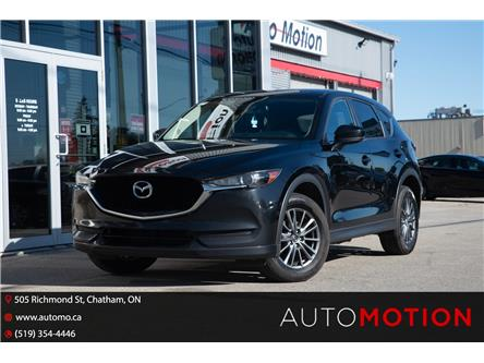 2017 Mazda CX-5 GS (Stk: 211846) in Chatham - Image 1 of 24