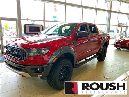 2021 Ford Ranger XLT (Stk: M-1370) in Calgary - Image 1 of 11