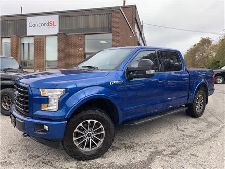 2017 Ford F-150 XLT (Stk: C6579) in Concord - Image 1 of 5