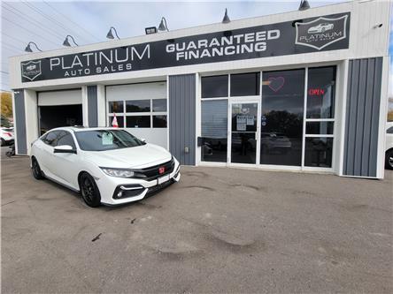 2018 Honda Civic Sport (Stk: 301533) in Kingston - Image 1 of 12