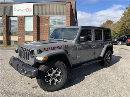 2021 Jeep Wrangler Unlimited Rubicon (Stk: C6627) in Concord - Image 1 of 5