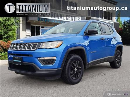 2018 Jeep Compass Sport (Stk: 330865) in Langley Twp - Image 1 of 19