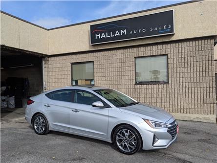 2020 Hyundai Elantra Luxury (Stk: ) in Kingston - Image 1 of 17