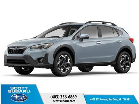 2021 Subaru Crosstrek Limited (Stk: 670806) in Red Deer - Image 1 of 2