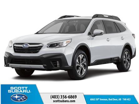2022 Subaru Outback Limited (Stk: 145241) in Red Deer - Image 1 of 10
