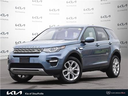2018 Land Rover Discovery Sport HSE (Stk: P0497) in Stouffville - Image 1 of 25