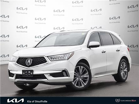 2017 Acura MDX Elite Package (Stk: P0501) in Stouffville - Image 1 of 24