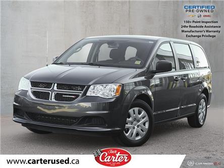2018 Dodge Grand Caravan CVP/SXT (Stk: 309281U) in Calgary - Image 1 of 27