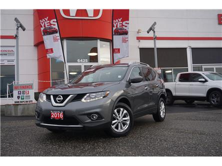 2016 Nissan Rogue SV (Stk: 22-017A) in Vernon - Image 1 of 16