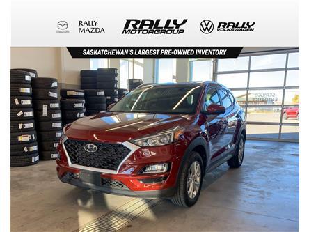 2020 Hyundai Tucson Preferred (Stk: V1731) in Prince Albert - Image 1 of 14