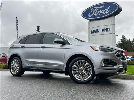 2021 Ford Edge Titanium (Stk: 21ED2453) in Vancouver - Image 1 of 30