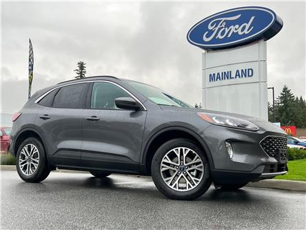 2021 Ford Escape SEL (Stk: 21ES8056) in Vancouver - Image 1 of 30