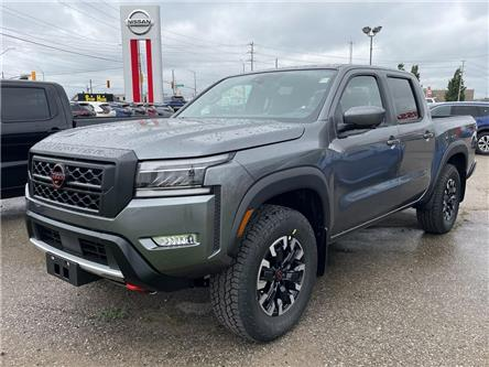 2022 Nissan Frontier PRO-4X (Stk: 22011) in Cambridge - Image 1 of 6