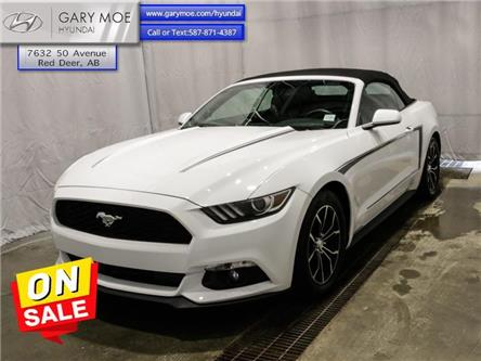2015 Ford Mustang V6 (Stk: 2SF2680A) in Red Deer - Image 1 of 22