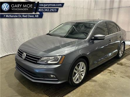 2016 Volkswagen Jetta Highline (Stk: 1TG5448A) in Red Deer County - Image 1 of 23
