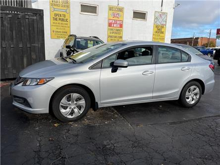2015 Honda Civic LX (Stk: 51491) in Burlington - Image 1 of 23