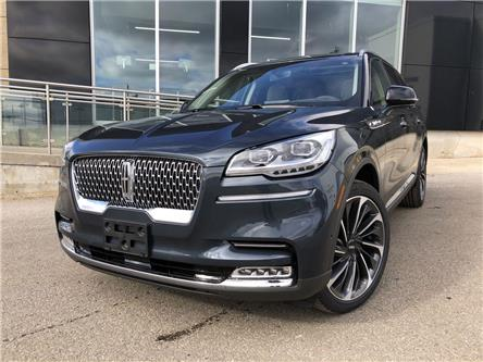 2022 Lincoln Aviator Reserve (Stk: LA22022) in Barrie - Image 1 of 28