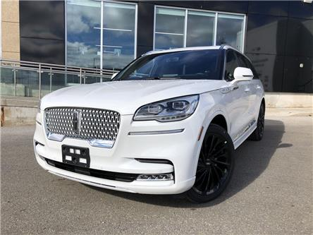 2022 Lincoln Aviator Reserve (Stk: LA22027) in Barrie - Image 1 of 27