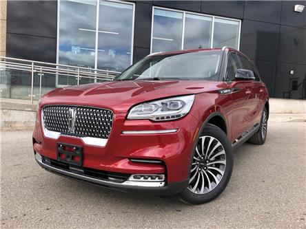 2021 Lincoln Aviator Reserve (Stk: LA21813) in Barrie - Image 1 of 27
