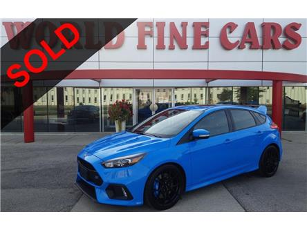 2017 Ford Focus RS Base (Stk: 17992) in Toronto - Image 1 of 23