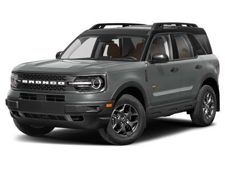2021 Ford Bronco Sport Badlands (Stk: 2105760) in Ottawa - Image 1 of 9