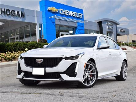 2020 Cadillac CT5 V-Series (Stk: W3136444) in Scarborough - Image 1 of 29