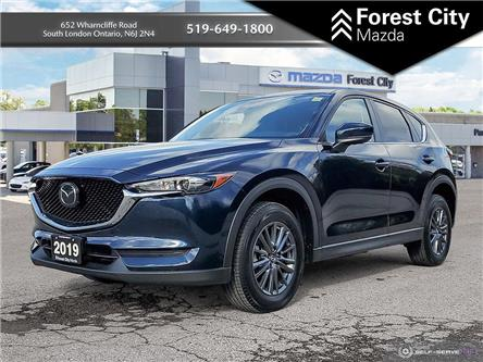2019 Mazda CX-5 GS (Stk: 21C53431A) in London - Image 1 of 23