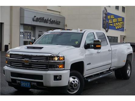 2017 Chevrolet Silverado 3500HD High Country (Stk: P3814) in Salmon Arm - Image 1 of 26