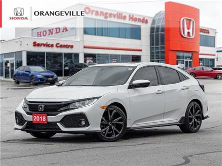 2018 Honda Civic Sport (Stk: U3783) in Orangeville - Image 1 of 22