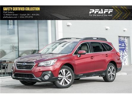 2018 Subaru Outback 2.5i Limited (Stk: SU0435) in Guelph - Image 1 of 21
