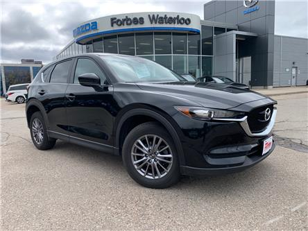 2018 Mazda CX-5 GS (Stk: L2576) in Waterloo - Image 1 of 6