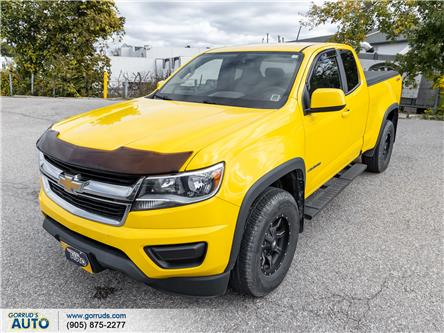 2015 Chevrolet Colorado WT (Stk: 229453) in Milton - Image 1 of 6