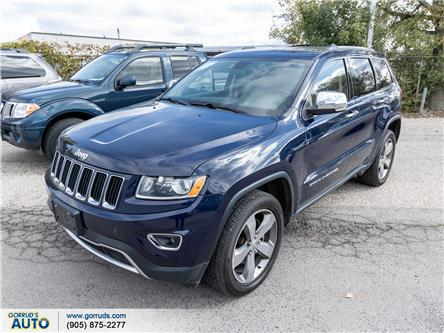 2015 Jeep Grand Cherokee Limited (Stk: 920938) in Milton - Image 1 of 6
