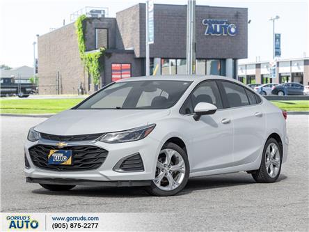 2019 Chevrolet Cruze Premier (Stk: 101111) in Milton - Image 1 of 21